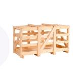 caixa de madeira industrial Zona Oeste