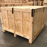 caixa madeira industria