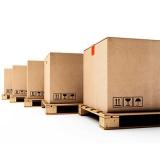 comprar caixa palete de madeira Vila Olivio