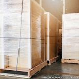 fábrica de paletes de madeira novos Vila Formosa