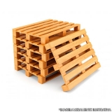 fábrica de paletes de madeira robusto Osasco