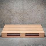 pallet madeira Vila Formosa