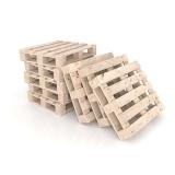 pallet pequeno madeira Parque Santo Antônio