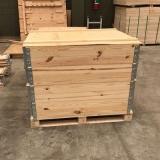 preço de embalagem de madeira para fábricas Zona Norte