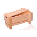preço de embalagem madeira exportação Holambra