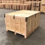 preço de embalagem madeira para exportação Jardim Samambaia